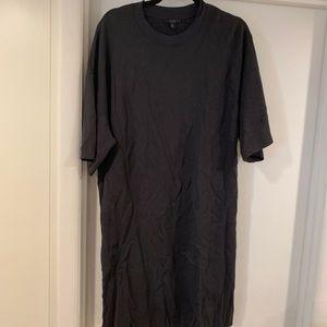 COS shirt dress sz. Large